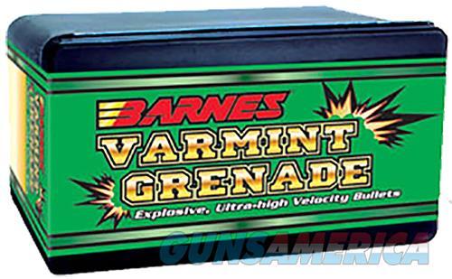 Barnes Bullets Varmint Grenade, Brns 30170 .224  30 Vg Fb  Hornet  100  Guns > Pistols > 1911 Pistol Copies (non-Colt)