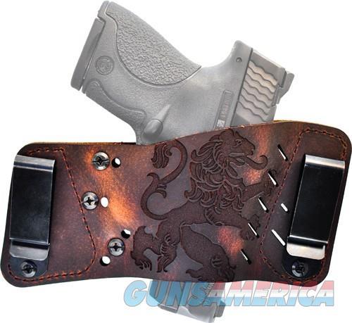 Vc Rs S3 Coat Of Arms Owb-iwb - Vent Rh-lh Distr Brn Multi Ft<  Guns > Pistols > 1911 Pistol Copies (non-Colt)