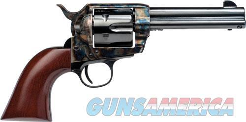 Cimarron Frontier .44-40 Win. - Pw Fs 4.75 Cc-blued Walnut  Guns > Pistols > 1911 Pistol Copies (non-Colt)