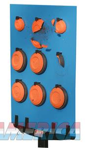 Mtm  Bird Board With 18 Easy To Load Clay Target Clips 17.5x23in  Guns > Pistols > 1911 Pistol Copies (non-Colt)