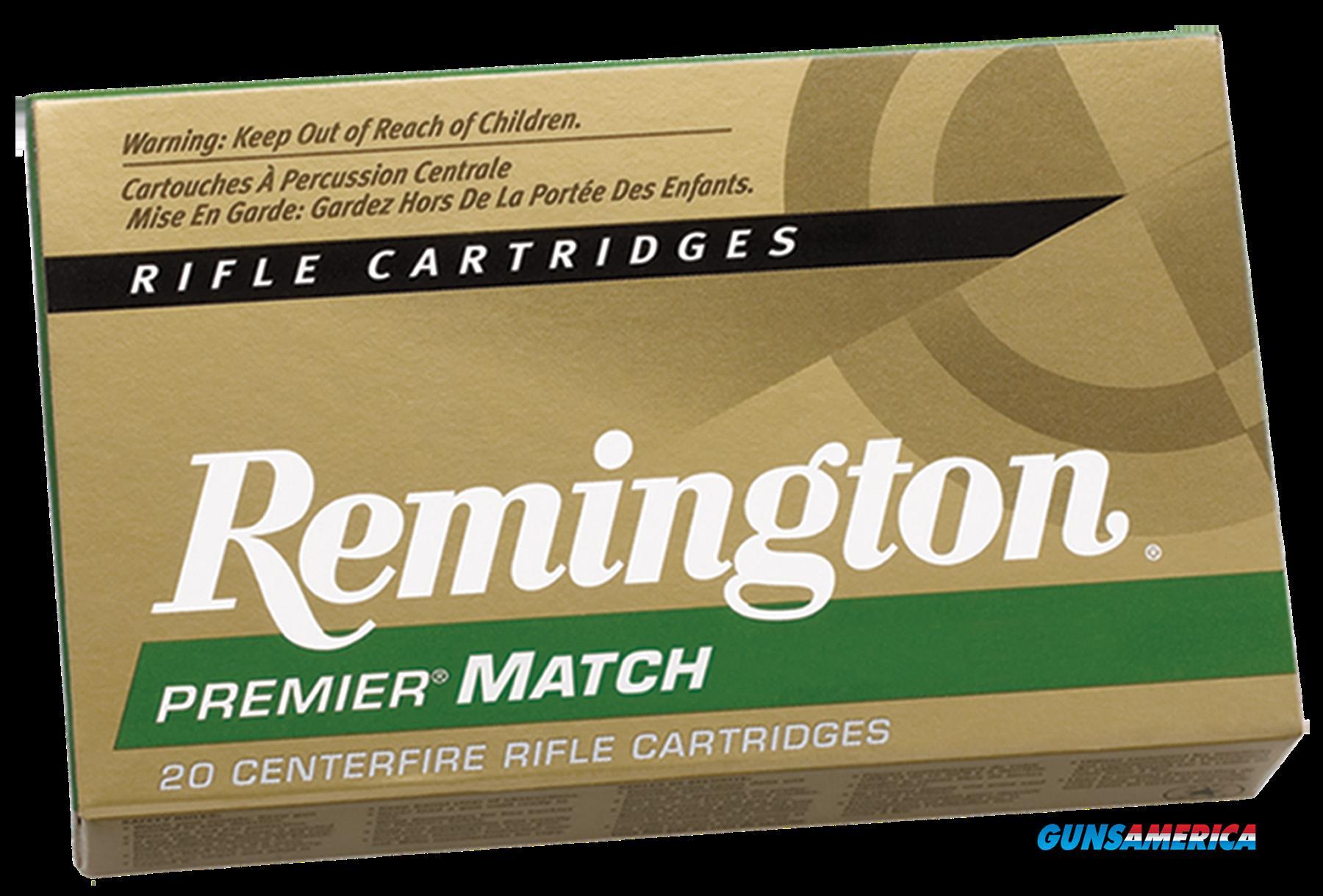 Remington Ammunition Premier, Rem 27686 Rm223r3   Matchking  77 Bthp 20-10  Guns > Pistols > 1911 Pistol Copies (non-Colt)