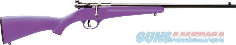 Savage Rascal Youth Singleshot - .22lr Accu Trig Blued-purple  Guns > Pistols > 1911 Pistol Copies (non-Colt)