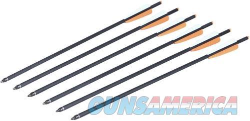 Centerpoint Xbow Arrow 20 - Carbon 400gr Half-moon 6pk  Guns > Pistols > 1911 Pistol Copies (non-Colt)