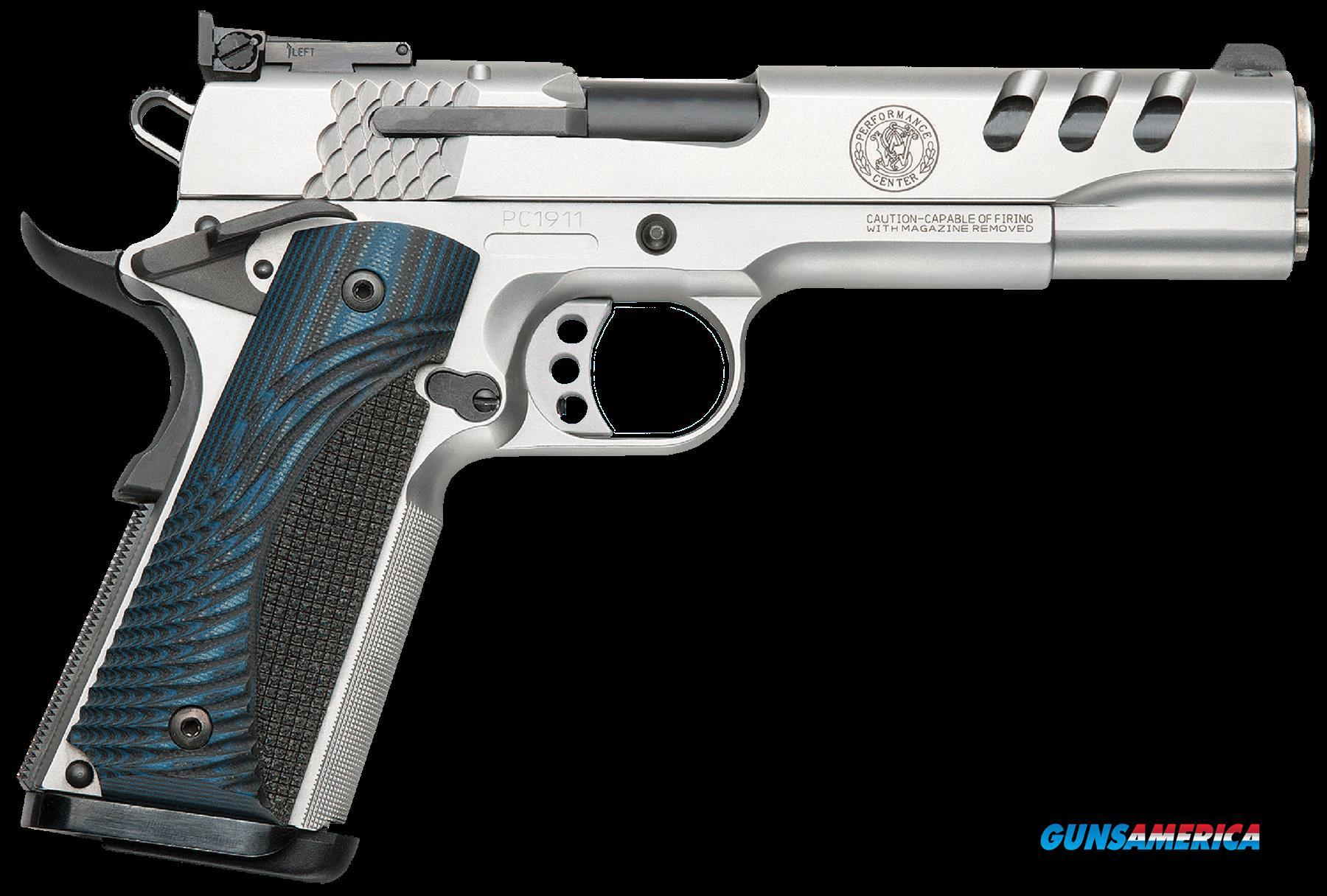 Smith & Wesson 1911, S&w M1911      170343 Pfmc 45 5  Glsbd  Guns > Pistols > 1911 Pistol Copies (non-Colt)