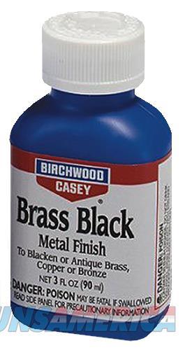 Birchwood Casey Brass Black, Bir 15225 Brass Black  Touchup     3oz  Guns > Pistols > 1911 Pistol Copies (non-Colt)