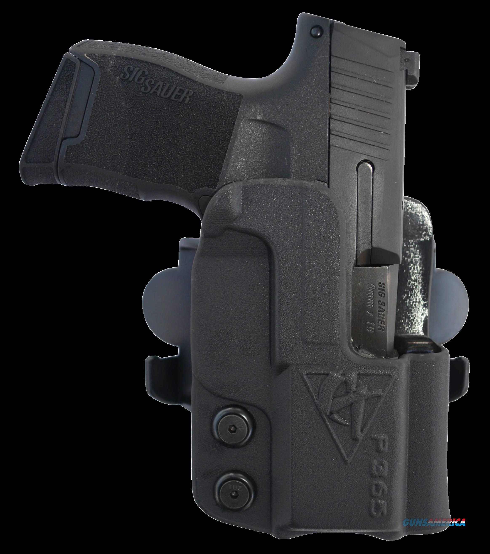 Comp-tac International, Comptac C241ss263rbkn Intrntnl Owb   Sigp365xl Rhb  Guns > Pistols > 1911 Pistol Copies (non-Colt)