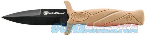 S&w Knife Fde Boot Knife 2.75 - Blade W-fde Sheath & Clip  Guns > Pistols > 1911 Pistol Copies (non-Colt)
