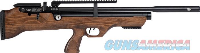 Hatsan Flashpup .25 Pcp 900 - Fps Walnut-blued W- 2 Mags  Guns > Pistols > 1911 Pistol Copies (non-Colt)