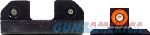 Xs Ram Glock 424343x48 - 3-dot Orange Tritium Set  Guns > Pistols > 1911 Pistol Copies (non-Colt)