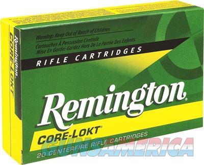 Remington Core-lokt 260 Rem 140gr Psp 20-bx  Guns > Pistols > 1911 Pistol Copies (non-Colt)
