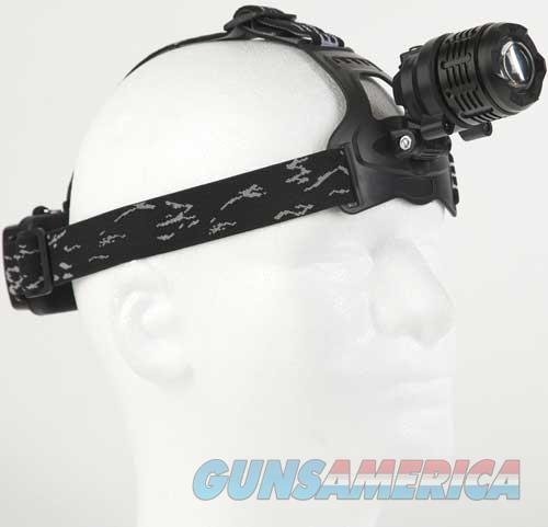 Guard Dog Tactforce 600 Lumen - Headlamp W- Zoom Rechargeable  Guns > Pistols > 1911 Pistol Copies (non-Colt)