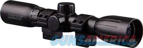 Konus Scope Konusfire 4x32 - 30-30 Reticle 3-8 Rings  Guns > Pistols > 1911 Pistol Copies (non-Colt)