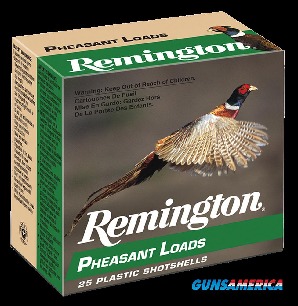 Remington Ammunition Pheasant, Rem 20024 Pl125    12    Phsnt  1 1-4  25-10  Guns > Pistols > 1911 Pistol Copies (non-Colt)