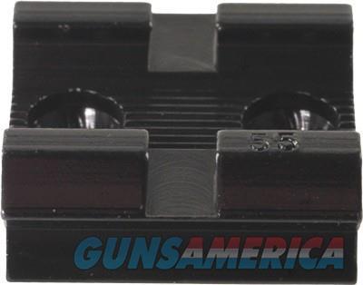 Weaver Base Top Mount #55 - Aluminum Black  Guns > Pistols > 1911 Pistol Copies (non-Colt)