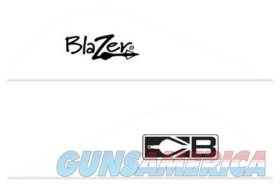 Bohning Blazer Vanes - 2 Solid White 36pk  Guns > Pistols > 1911 Pistol Copies (non-Colt)