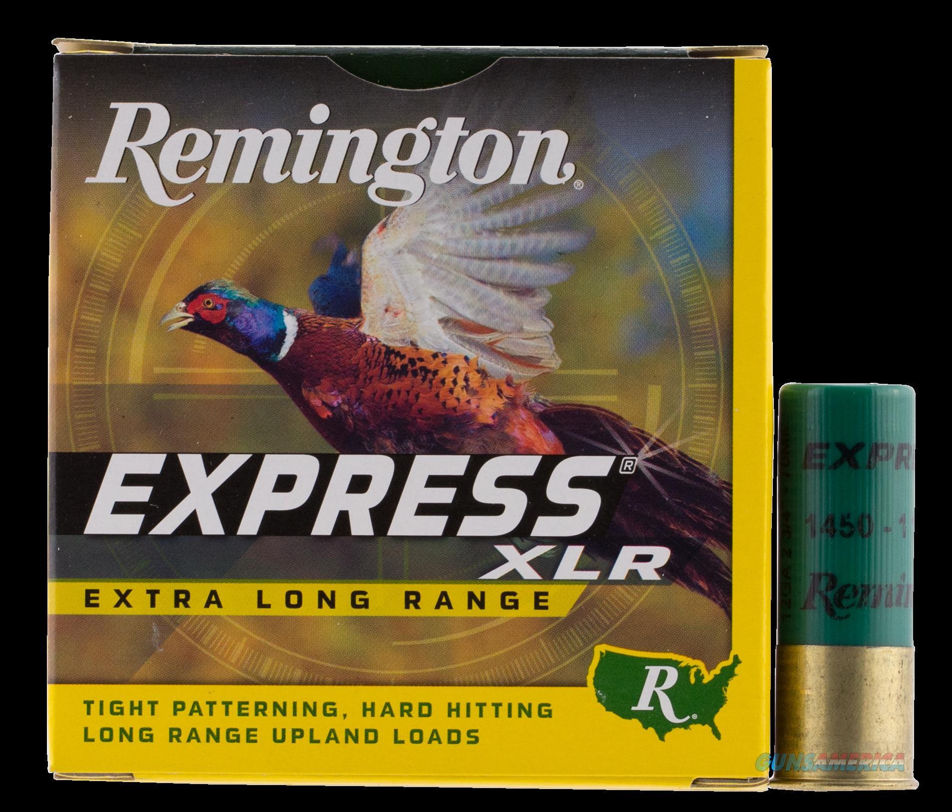 Remington Ammunition Express Xlr, Rem 20167 Nehv125  12  Extra Long Rng  25-10  Guns > Pistols > 1911 Pistol Copies (non-Colt)