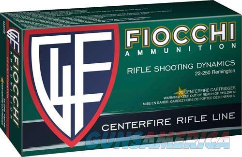 Fiocchi Shooting Dynamics 22-250 Rem 55gr Psp 20-bx  Guns > Pistols > 1911 Pistol Copies (non-Colt)