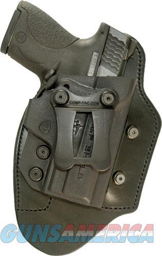 Comp-tac Infidel Ultra Max Hyb - Holster Shield 9-40 Iwb Rh Blk  Guns > Pistols > 1911 Pistol Copies (non-Colt)