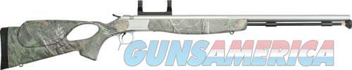 Cva Optima V2 Lr Thumbhole .50 - Sst-rt X-green W-scope Mnt  Guns > Pistols > 1911 Pistol Copies (non-Colt)