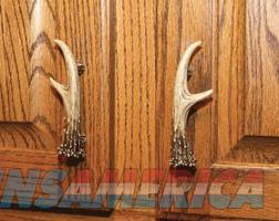 Rivers Edge Drawer-cabinet - Pulls 3 Antler 2-pack  Guns > Pistols > 1911 Pistol Copies (non-Colt)