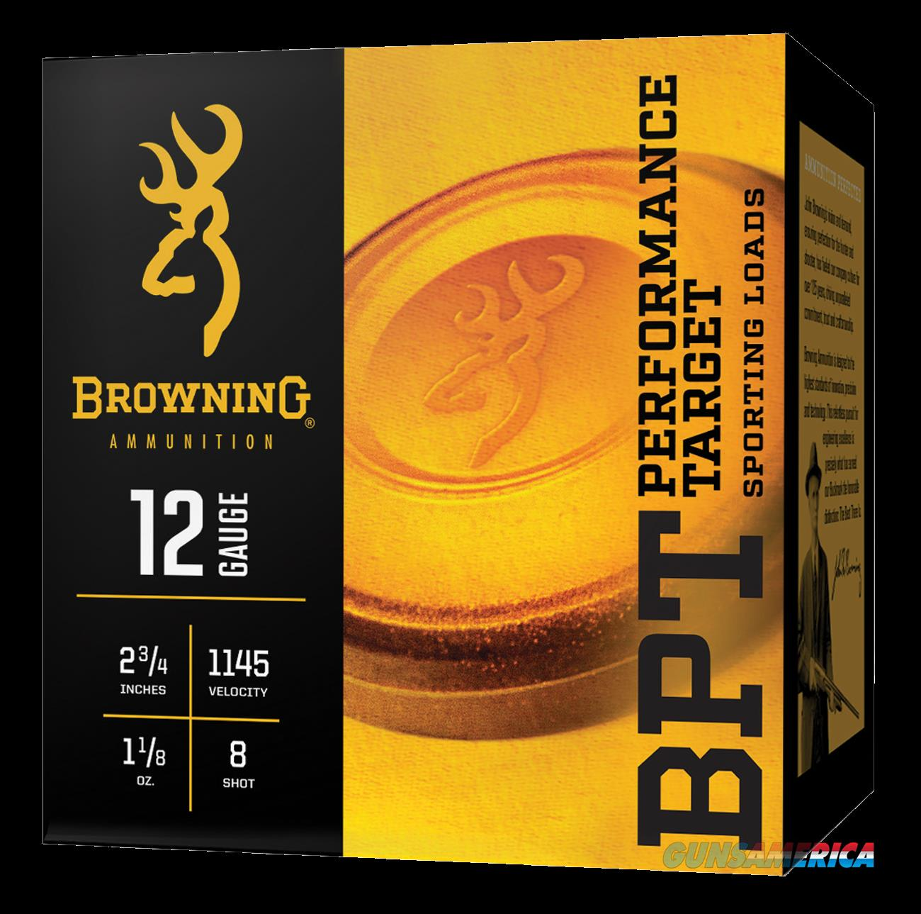Browning Ammo Bpt, Brna B193611628 16     1oz    8        Trgt  25-10  Guns > Pistols > 1911 Pistol Copies (non-Colt)