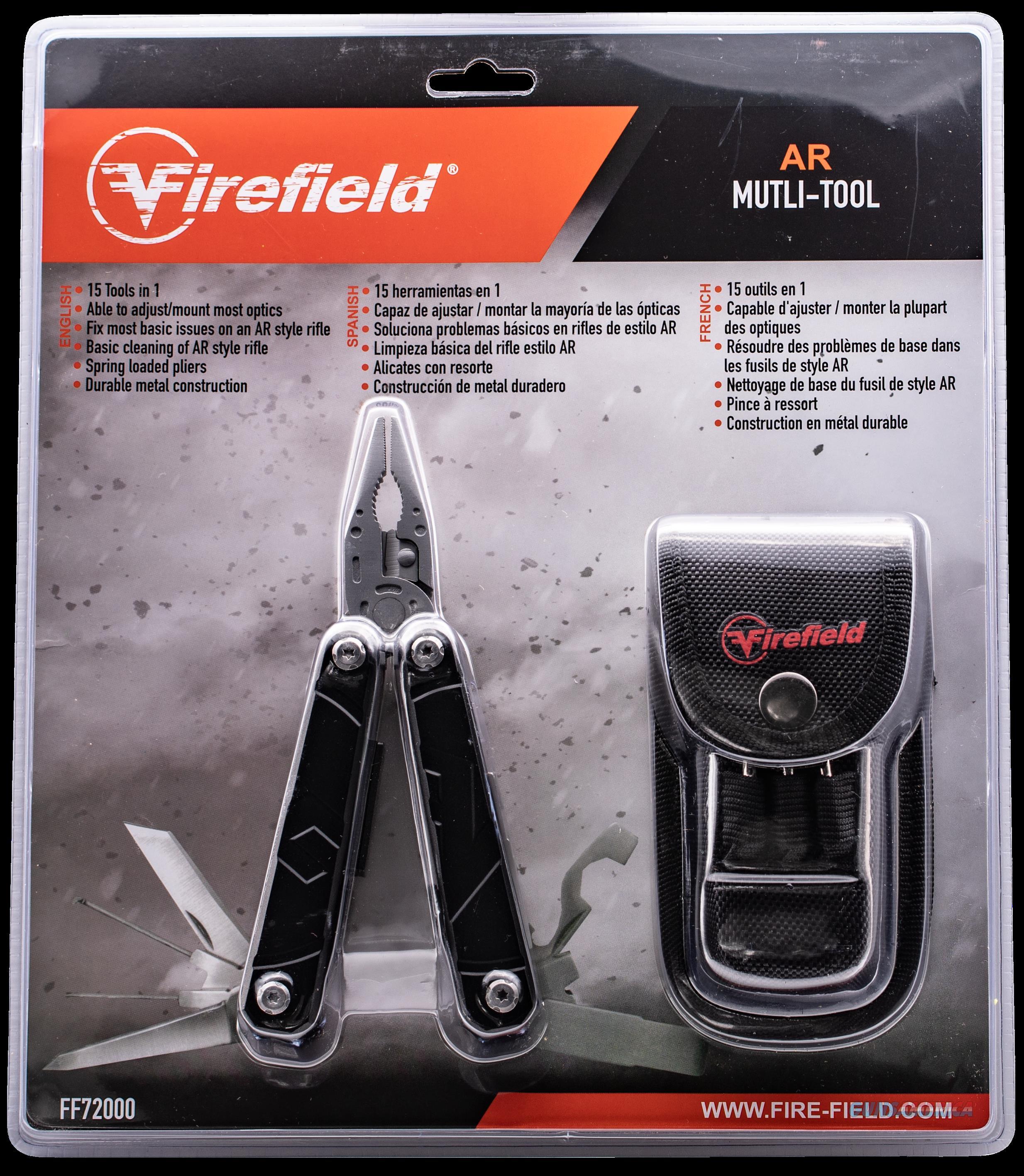 Firefield Ar Multi-tool, Firefield Ff72000   Ar Multi-tool  Guns > Pistols > 1911 Pistol Copies (non-Colt)