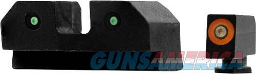 Xs Sights Ram, Xs Gl-r012p-6n  Ram    3 Dot Glk 17-19        Org  Guns > Pistols > 1911 Pistol Copies (non-Colt)