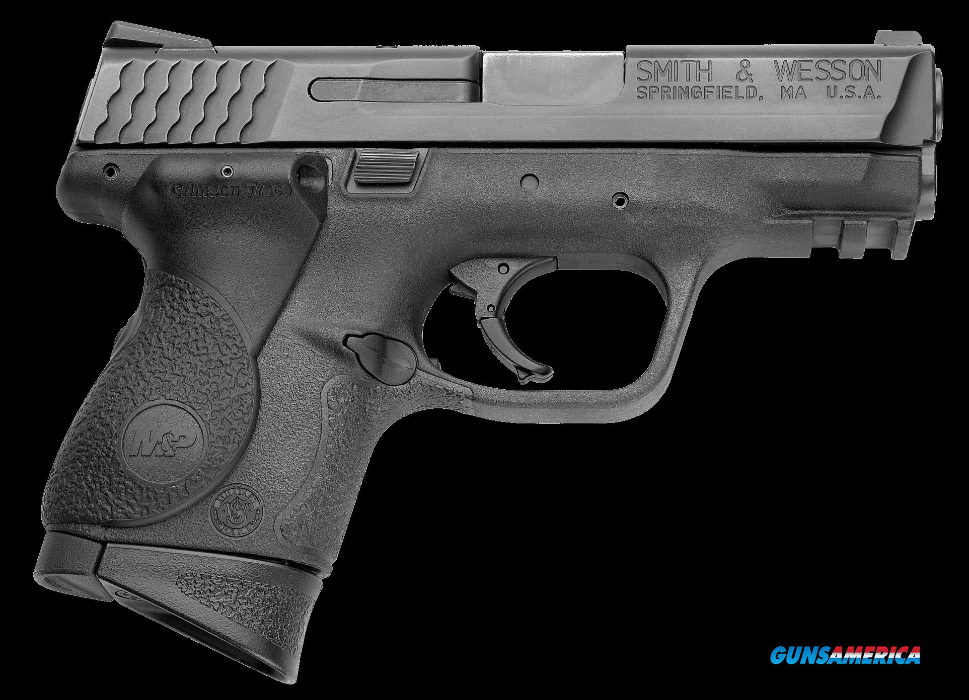Smith & Wesson M&p 9, S&w M&p9c     220074  9m 3.5 Ct               12r  Guns > Pistols > 1911 Pistol Copies (non-Colt)