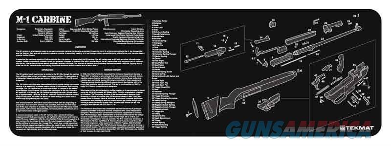 Tekmat Armorers Bench Mat - 12x36 M1 Carbine  Guns > Pistols > 1911 Pistol Copies (non-Colt)