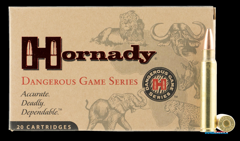 Hornady Dangerous Game, Horn 82662 450rgby  480 Dgs      20-06  Guns > Pistols > 1911 Pistol Copies (non-Colt)