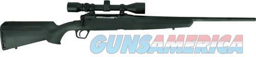 Savage Axis Xp 243 Win 22 '' Bbl Weaver Scope Blk  Guns > Pistols > 1911 Pistol Copies (non-Colt)