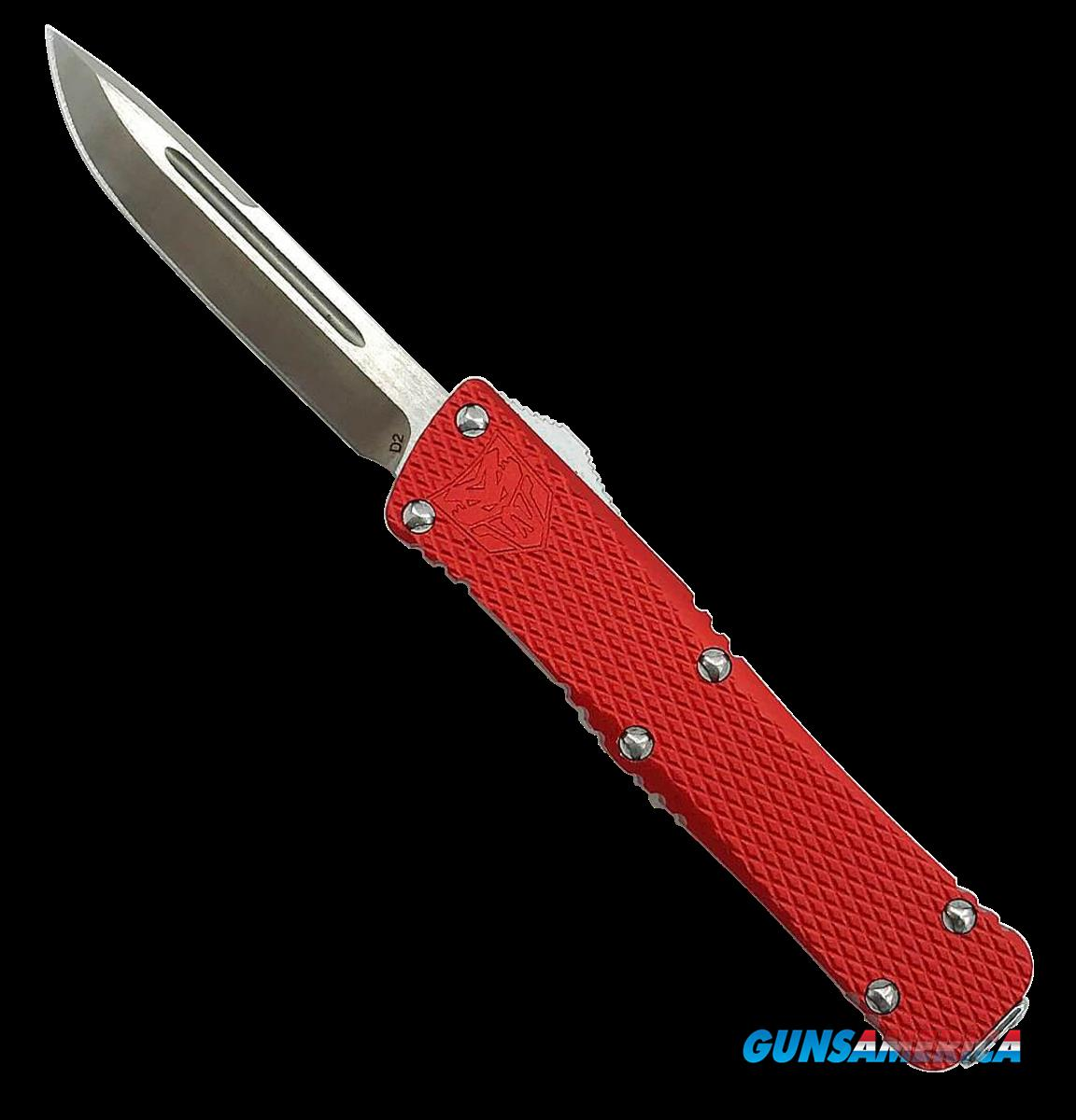 Cobra Tec Knives Llc Mini Mamba, Cobra Mkrmdns       Mini Knurled Red Mamba Drop  Guns > Pistols > 1911 Pistol Copies (non-Colt)