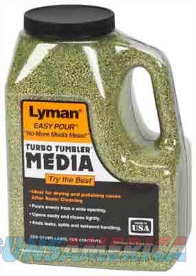 Lyman Corn Cob Plus, Lym 7631307 Turbo Media            2lb  Guns > Pistols > 1911 Pistol Copies (non-Colt)