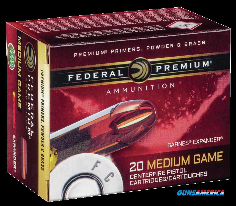 Federal Premium, Fed P454xb1    454cs     250 Brx           20-10  Guns > Pistols > 1911 Pistol Copies (non-Colt)