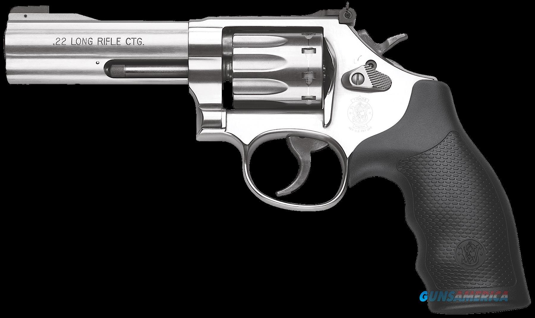 Smith & Wesson 617, S&w M617      160584 22lr 4   Sb 10rd   Ss  Guns > Pistols > 1911 Pistol Copies (non-Colt)