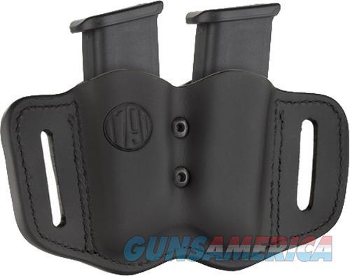 1791 Gunleather Magf, 1791 Mag-f-2.2-sbl-a Dbl Mag Poly Dbl Stack    Blk  Guns > Pistols > 1911 Pistol Copies (non-Colt)