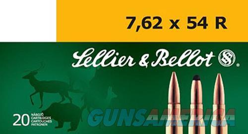Sellier & Bellot Rifle, S&b 76254rc  7.62x54r   174 Hpbt            20-20  Guns > Pistols > 1911 Pistol Copies (non-Colt)