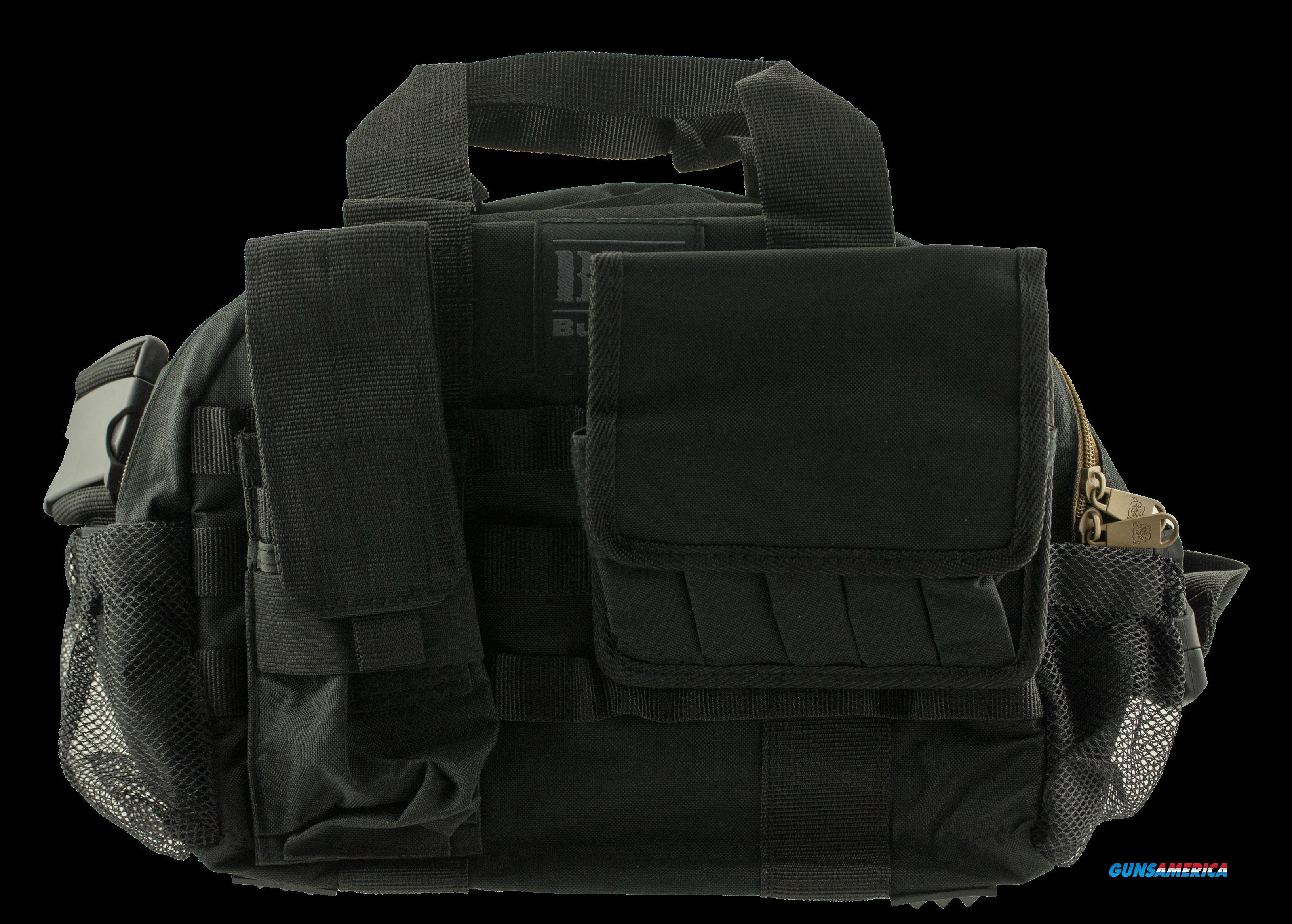 Bulldog Tactical, Bdog Bdt940b    Tacticl Range Bag  Blk  Guns > Pistols > 1911 Pistol Copies (non-Colt)