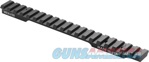 Weaver Mounts Multi-slot, Weav 99474 Ext Multislot Base Moss Patriot La  Guns > Pistols > 1911 Pistol Copies (non-Colt)