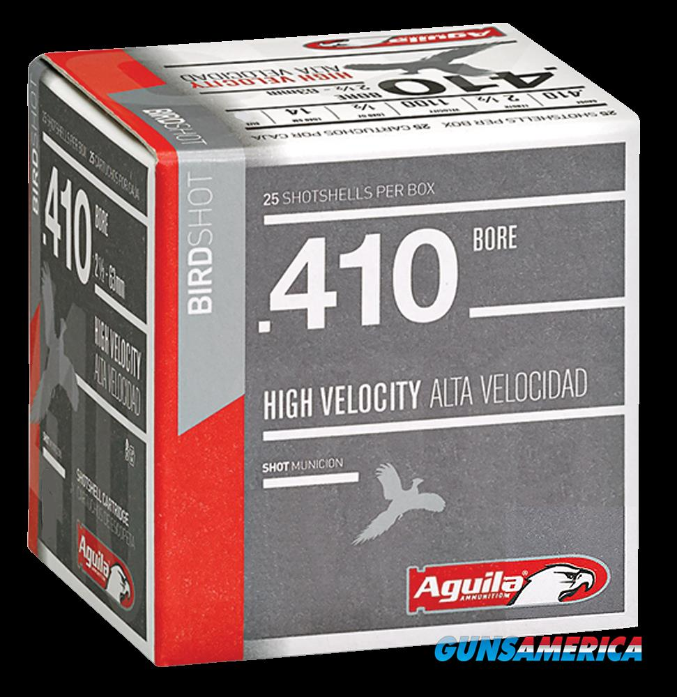 Aguila Sub-gauge, Aguila 1chb4138 410ga      8   1-2 Oz     25-20  Guns > Pistols > 1911 Pistol Copies (non-Colt)
