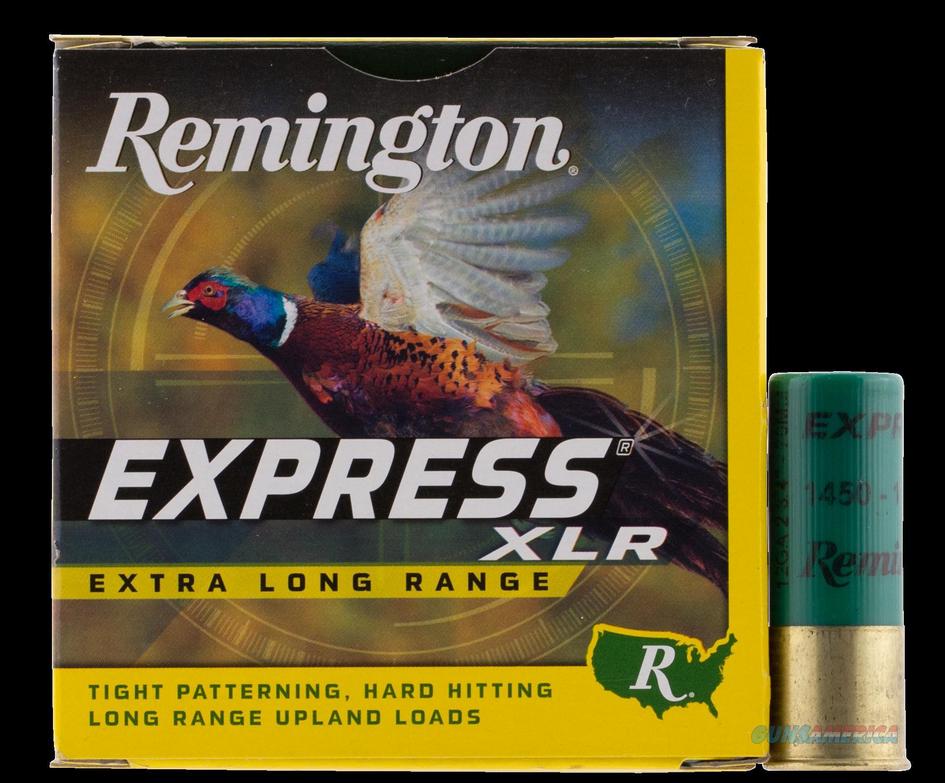 Remington Ammunition Express Xlr, Rem 20168 Nehv126  12  Extra Long Rng  25-10  Guns > Pistols > 1911 Pistol Copies (non-Colt)