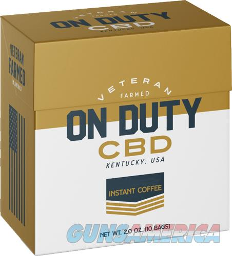 On Duty Coffee & Cbd Solution - Thc Free 6 Pack  Guns > Pistols > 1911 Pistol Copies (non-Colt)