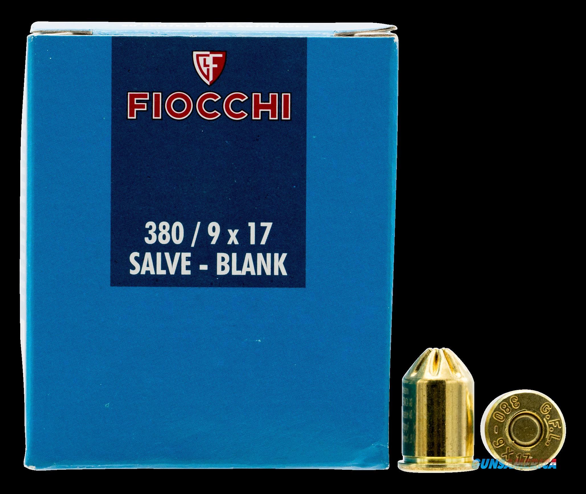 Fiocchi Handgun, Fio 380blank  380 Rimmed Short      50-20  Guns > Pistols > 1911 Pistol Copies (non-Colt)