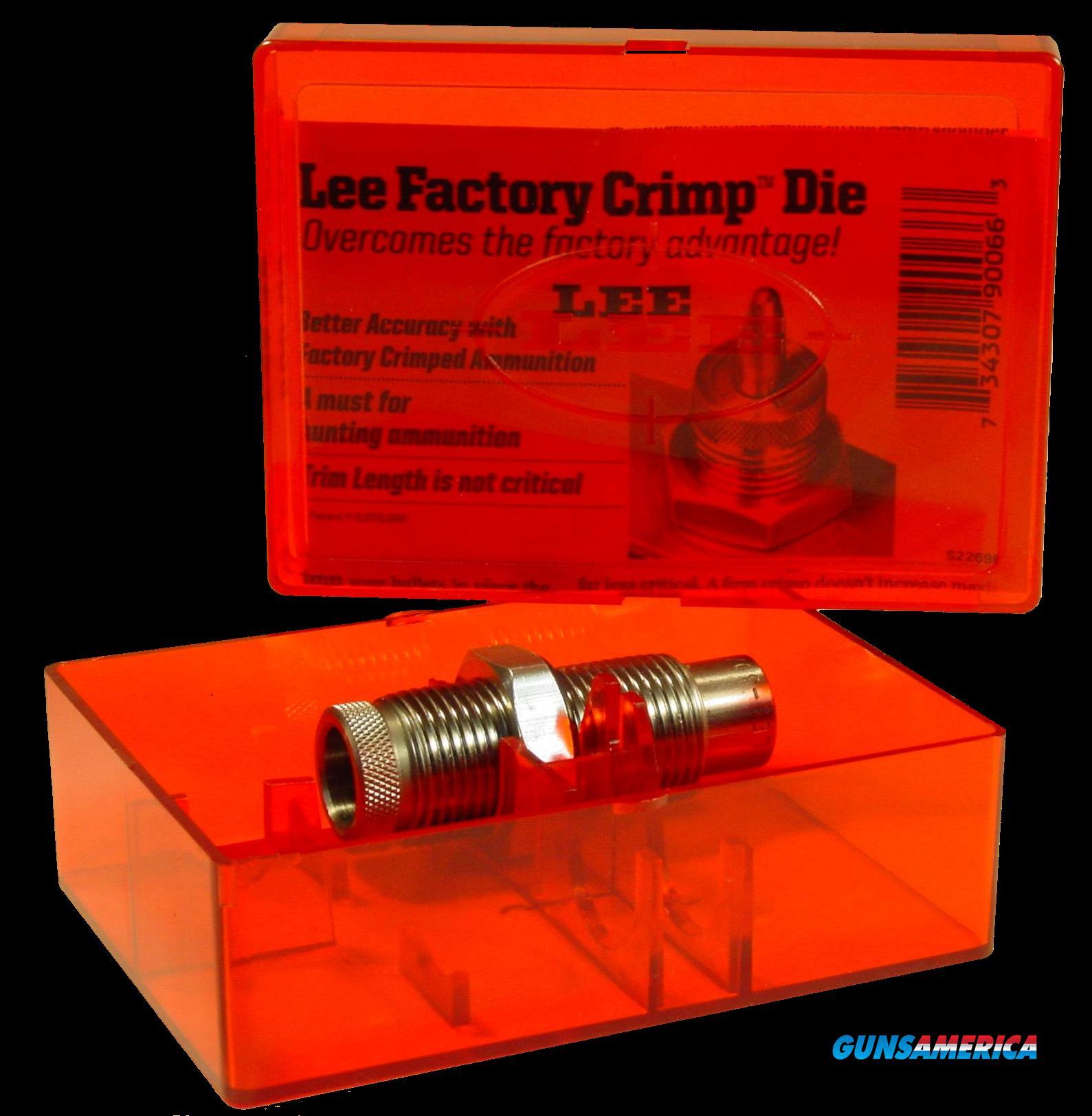 Lee Factory, Lee 90821 Fact Crimp Die 7mm Rem Mag  Guns > Pistols > 1911 Pistol Copies (non-Colt)