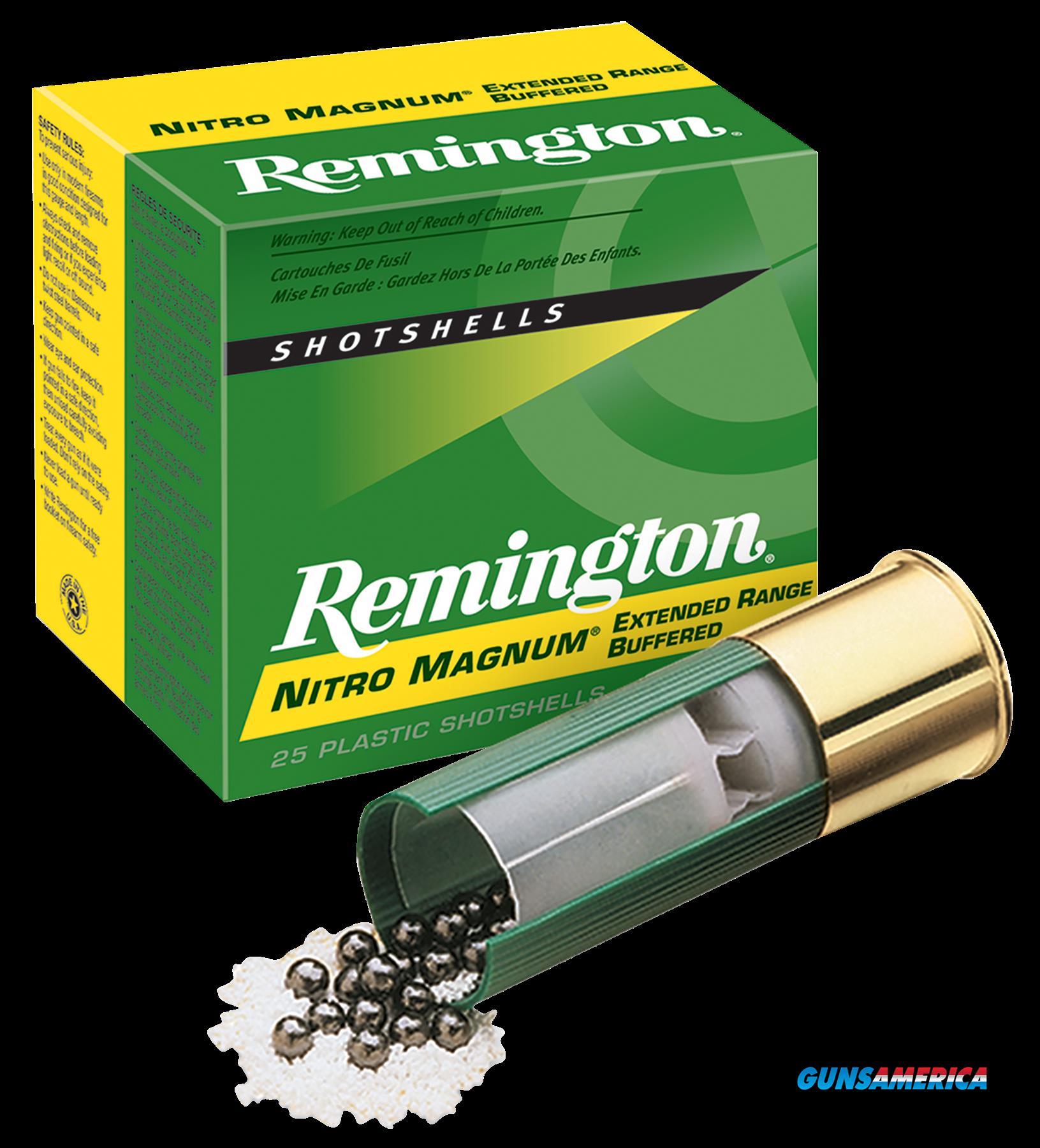 Remington Ammunition Nitro Mag, Rem 20664 Nm20s4    20   Mag    4      25-10  Guns > Pistols > 1911 Pistol Copies (non-Colt)