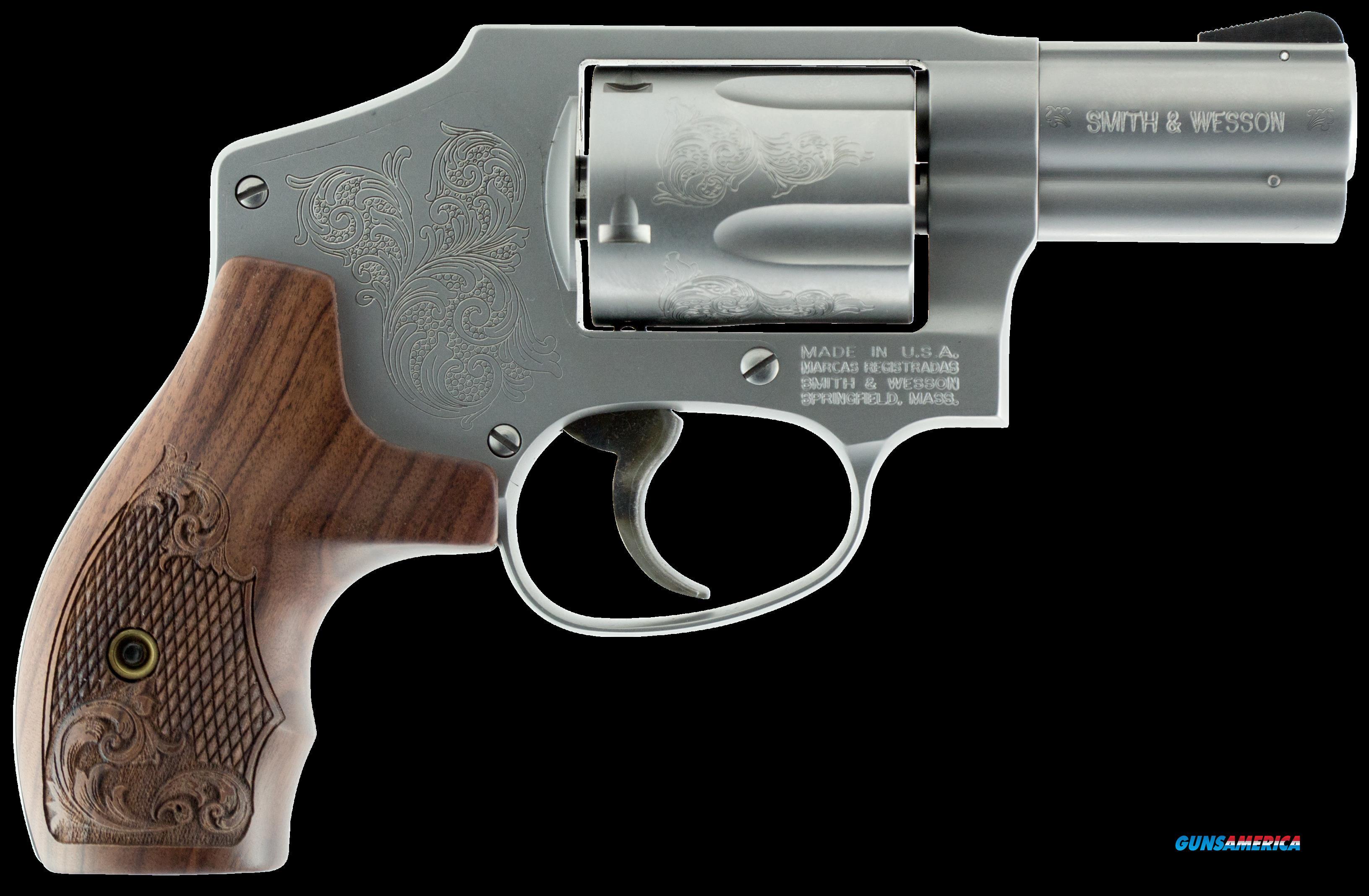 Smith & Wesson 640, S&w M640      150784 357 2 1-8 Engraved Ss  Guns > Pistols > 1911 Pistol Copies (non-Colt)