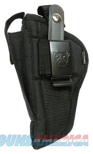 Bulldog Belt-clip Ambi Holster Black 3-4 In Bbl  Guns > Pistols > 1911 Pistol Copies (non-Colt)