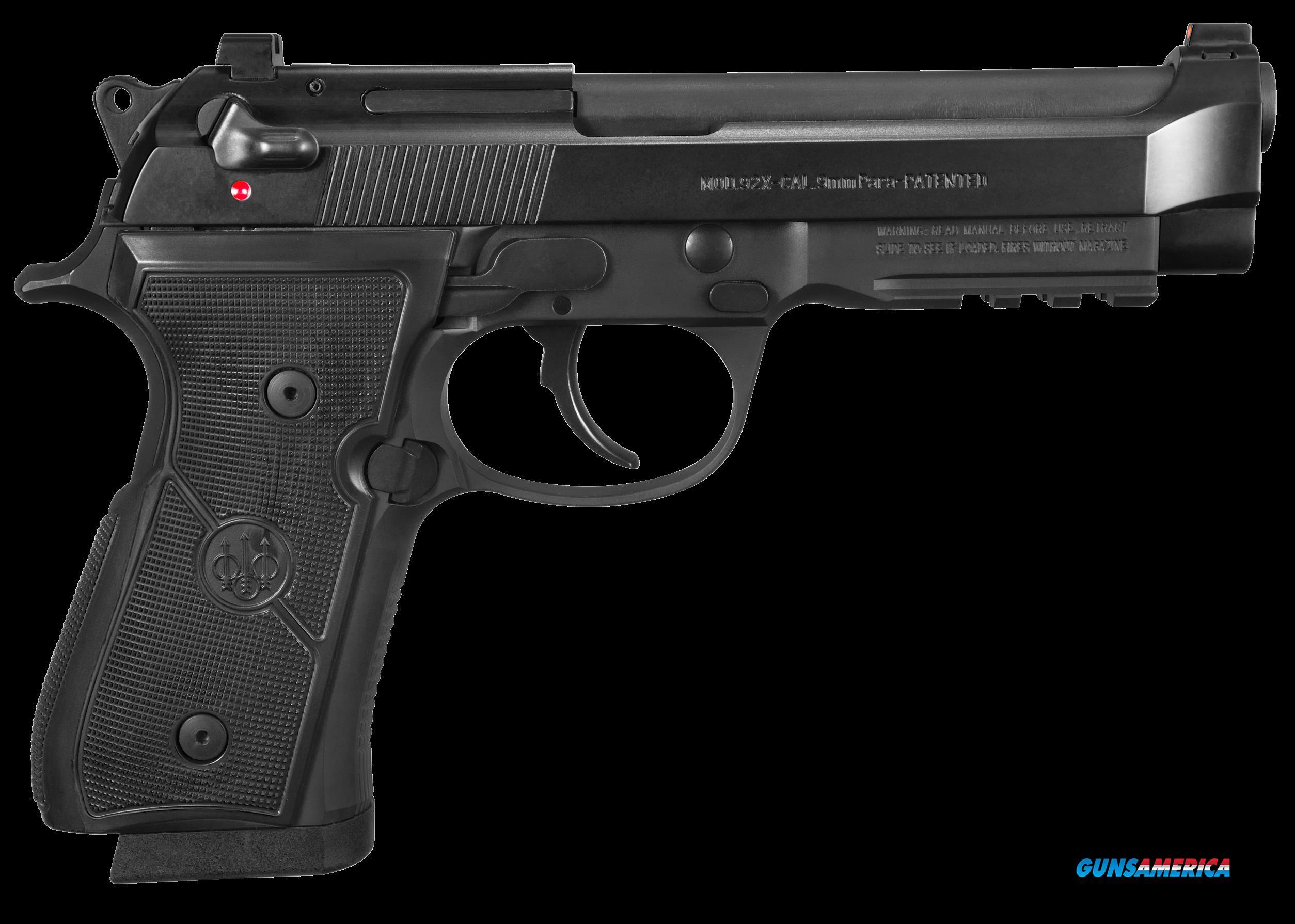 Beretta Usa 92x, Ber J92fr920g 92x   9mm Fullsize  3-10rd  *usa*  Guns > Pistols > 1911 Pistol Copies (non-Colt)