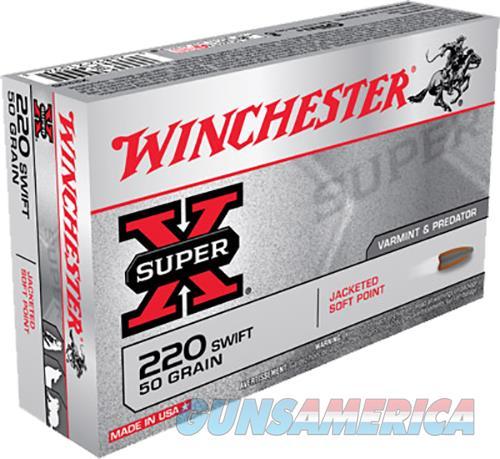 Winchester Ammo Super-x, Win X220s         220swft 50psp  20-10  Guns > Pistols > 1911 Pistol Copies (non-Colt)