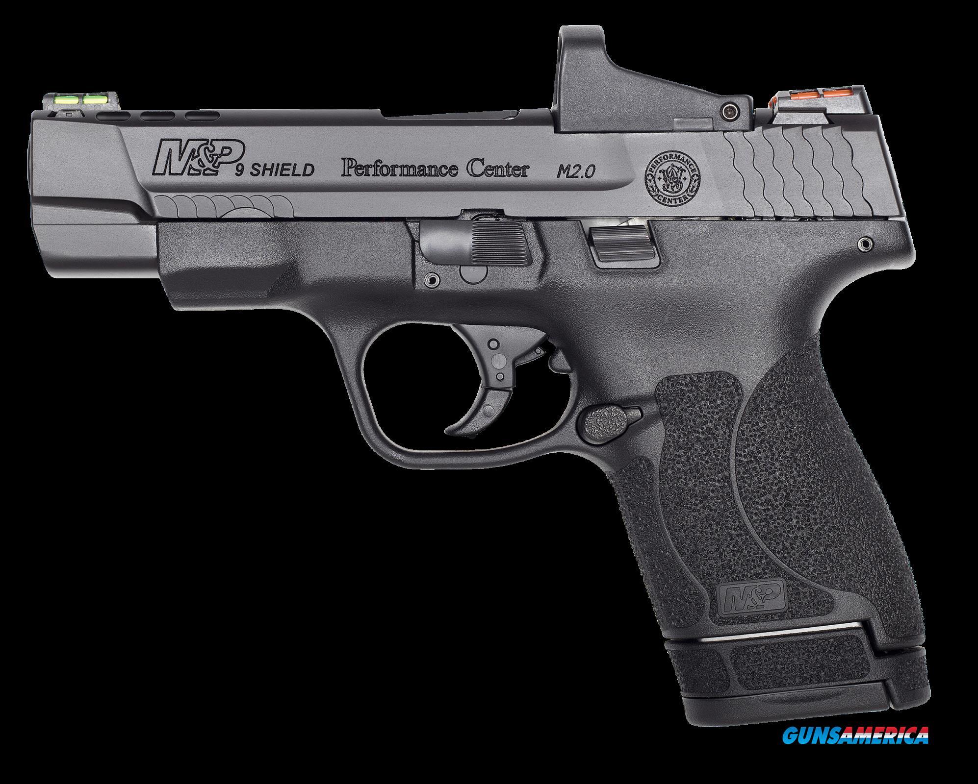 Smith & Wesson Performance Center, S&w M&p9shld   11788 Pfmc 9m 2.0 4in Pt       8-7r  Guns > Pistols > 1911 Pistol Copies (non-Colt)